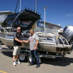 Profile Boats Testimonal by Brent Butler 635H