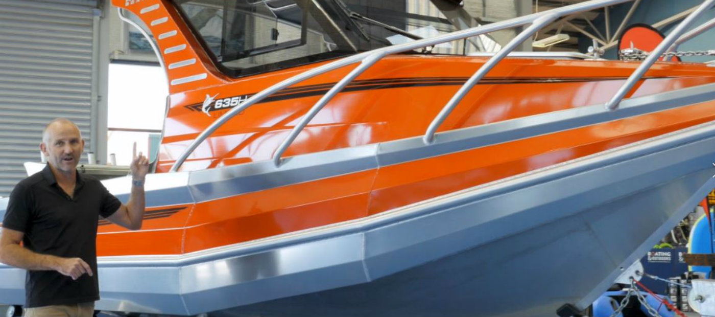 Profile Boats 635H