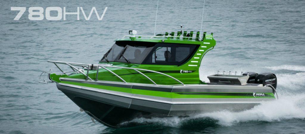 Profile Boats Pro-Brace