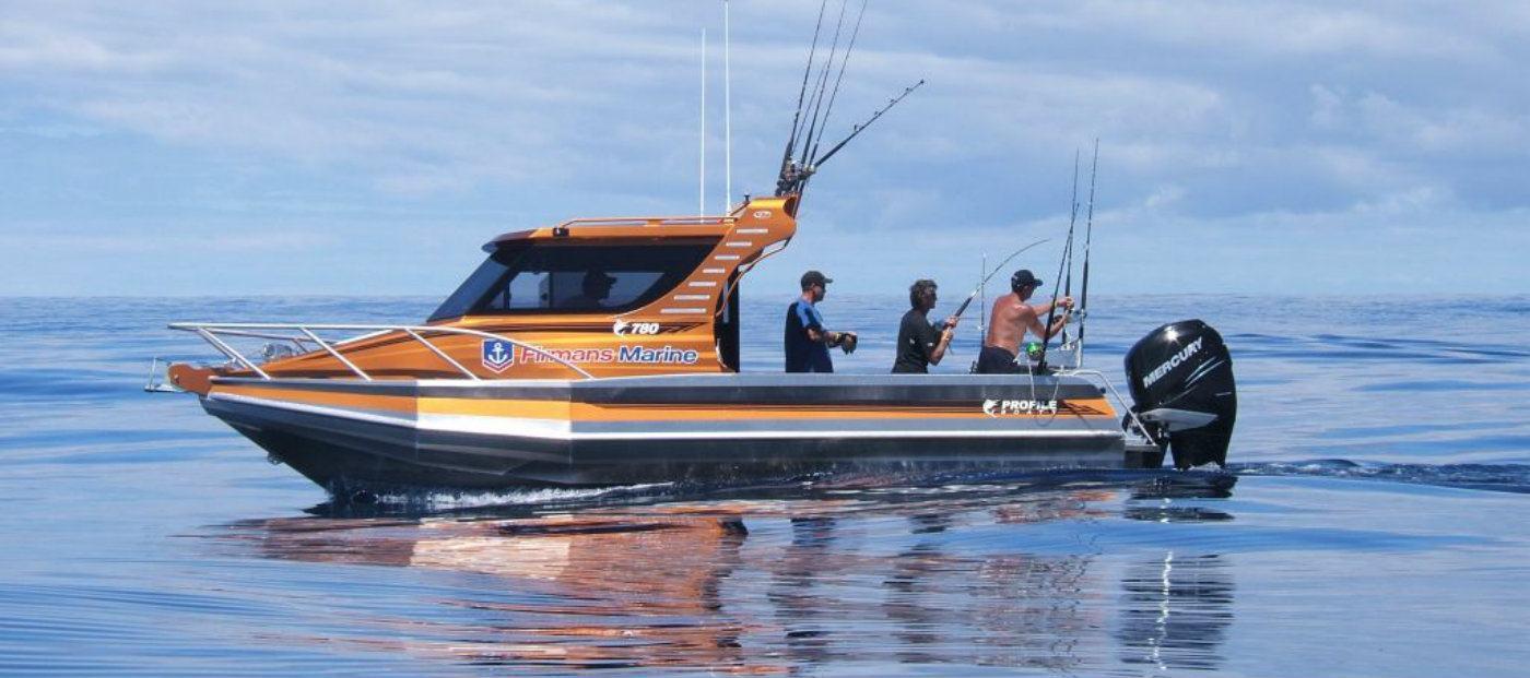 Profile Boats 780HW