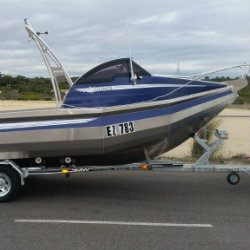 Profile Boats Testimonal by Gavin Brown Perth WA 585C
