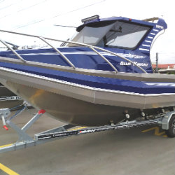 Profile Boats Testimonal by Martin Knight 635H Sport