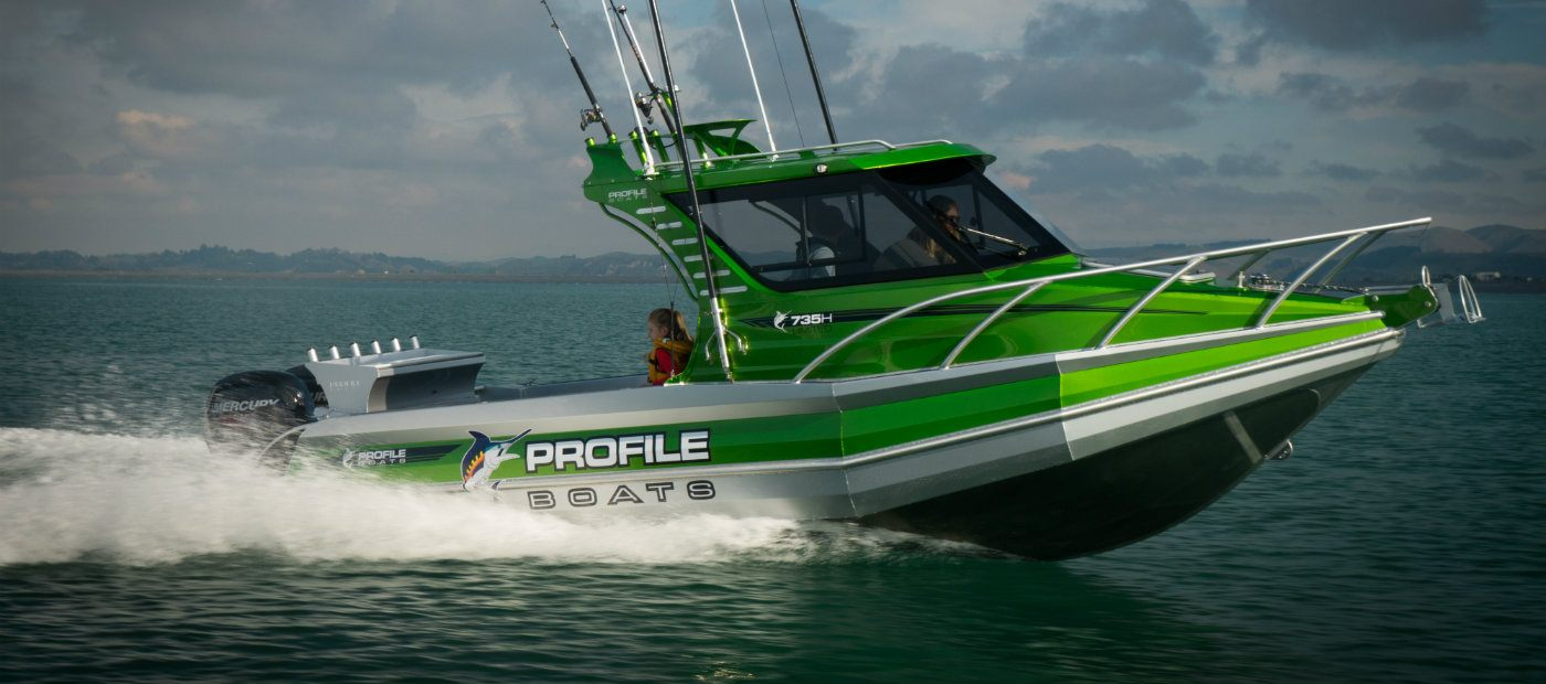 Profile Boats 735H