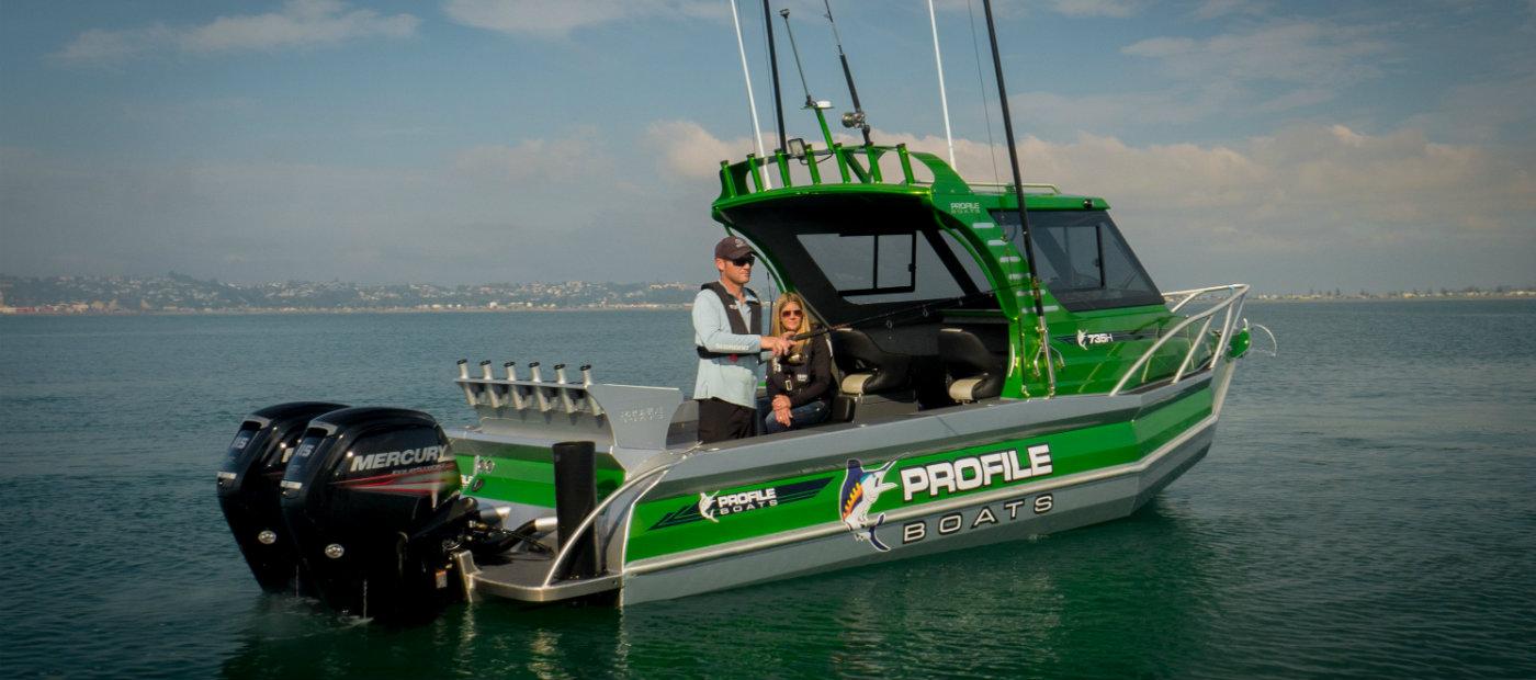 Profile Boats 735H