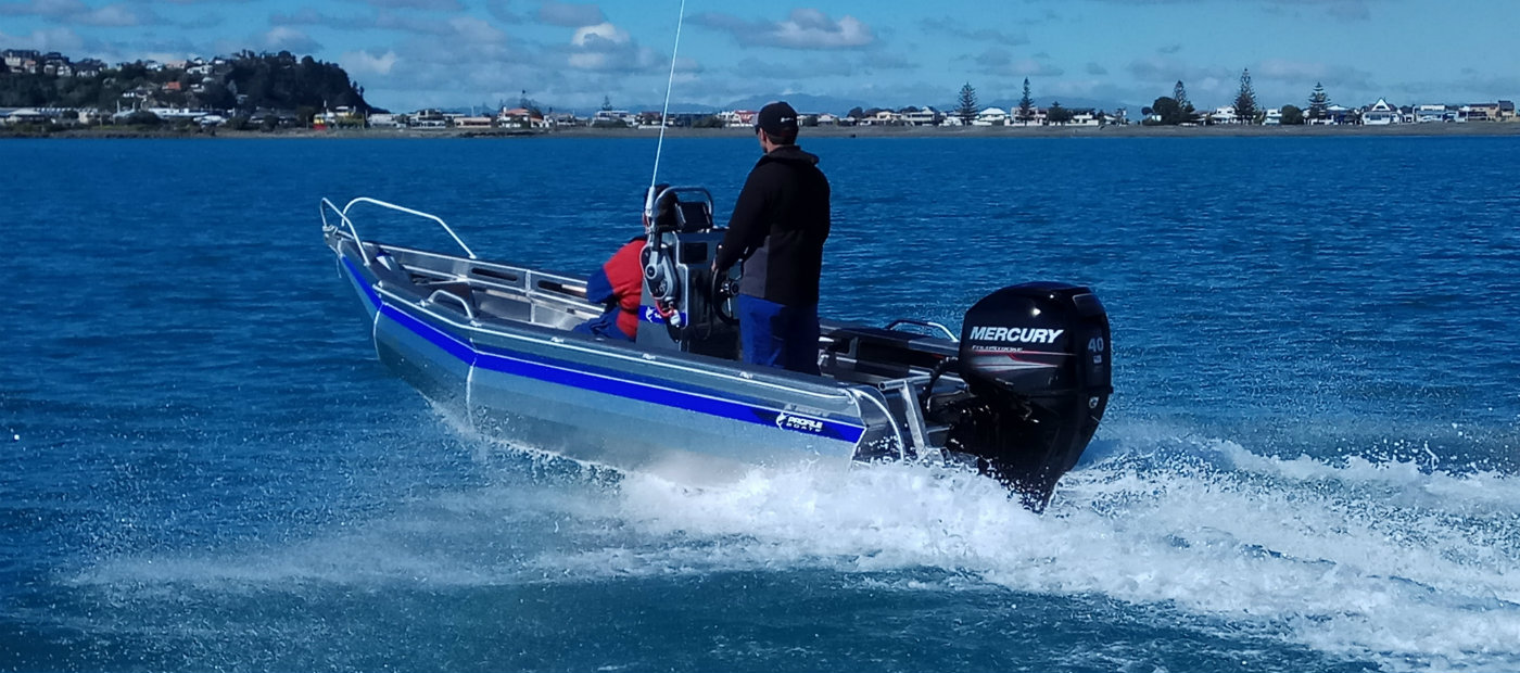 Profile Boats 1410CC