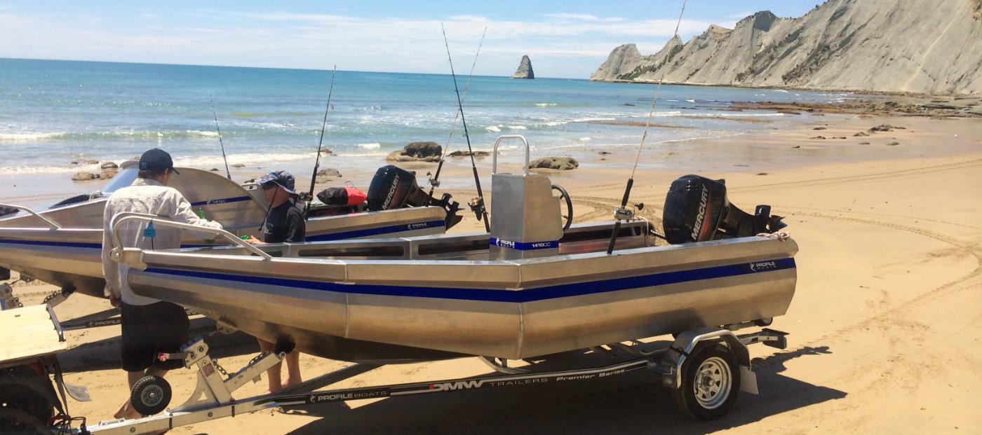 Profile Boats 1410CC