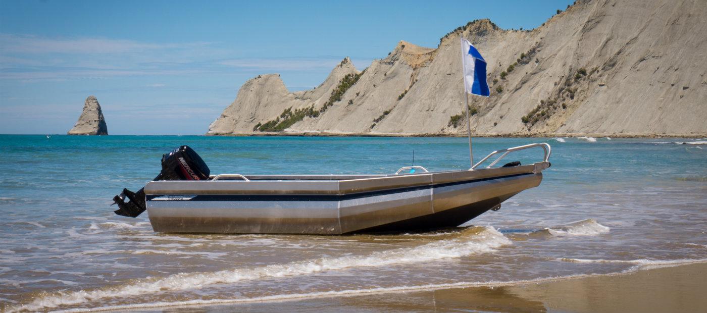 Profile Boats 1410D Dive