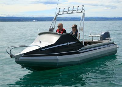 Profile Boats 465C