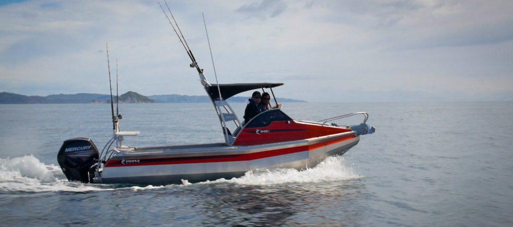 Profile Boats 545C