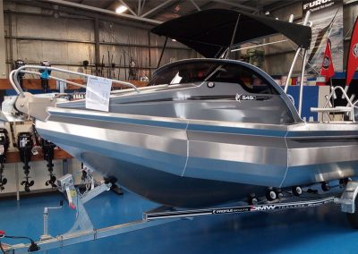 Profile Boats 545C