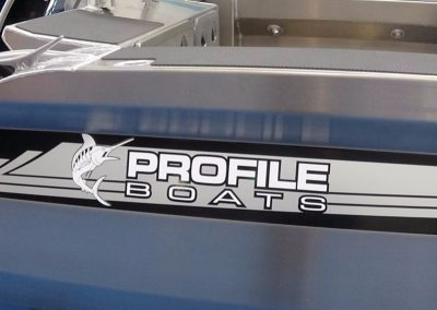 Profile Boats 585C
