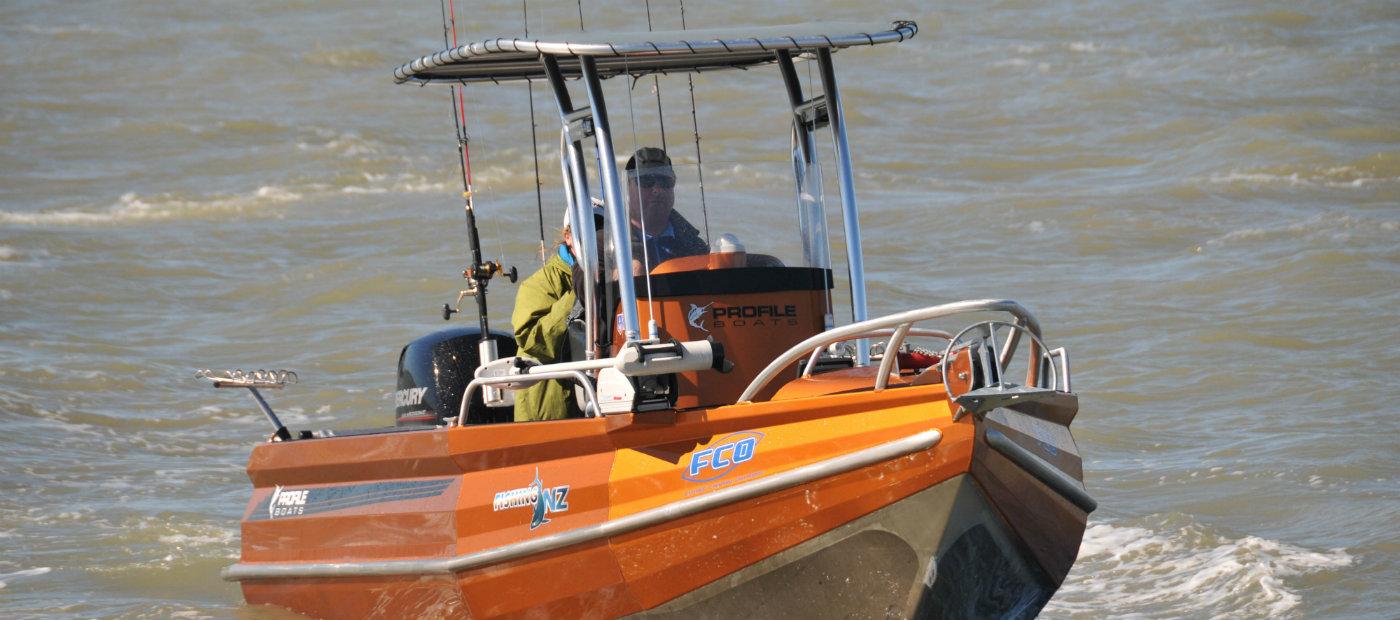 Profile Boats 585CC