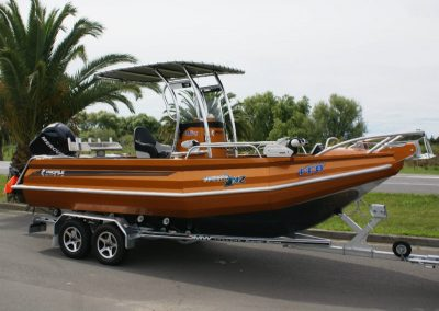 Profile Boats 585CC
