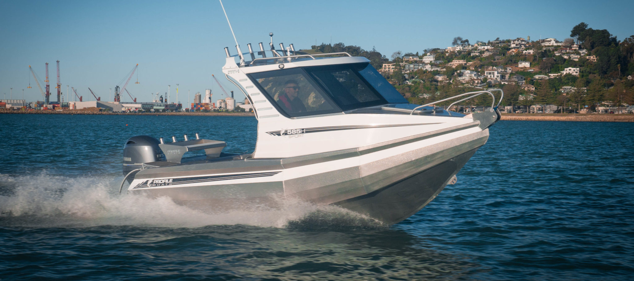 Profile Boats 585H