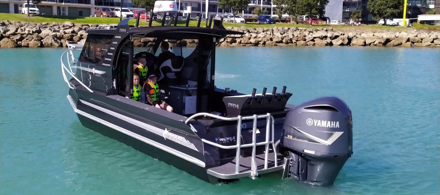 Profile Boats 800HW