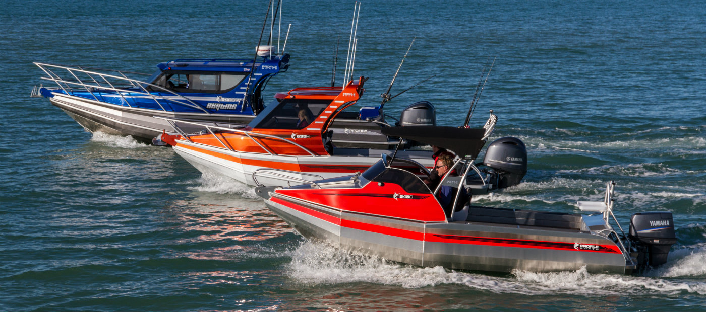 Profile Boats 940HW