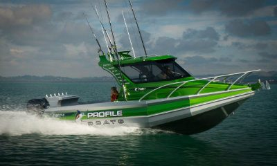 Profile Boats Testimonal by Maree Elsworth 735H Limited