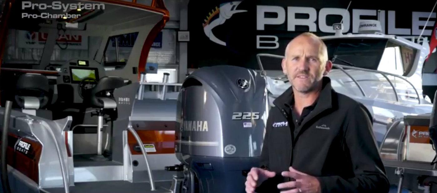 Profile Boats Pro3+3 Chamber
